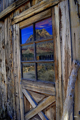 Photograph - Red Rock Reflection by Diane montana Jansson