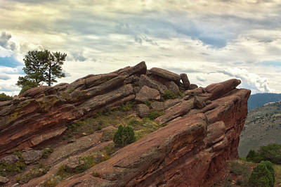 Photograph - Red Rocks Park by James Woody