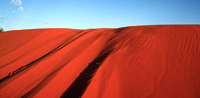 Photograph - Red Sands by James Mcinnes