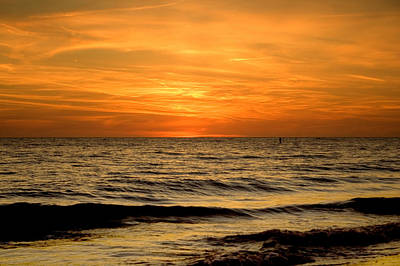 Photograph - Redington Beach Sunset by Ellen Heaverlo