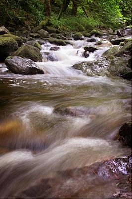 Photograph - Reelig River by Joe Macrae