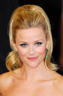 Bestofredcarpet Photograph - Reese Witherspoon At Arrivals For The by Everett