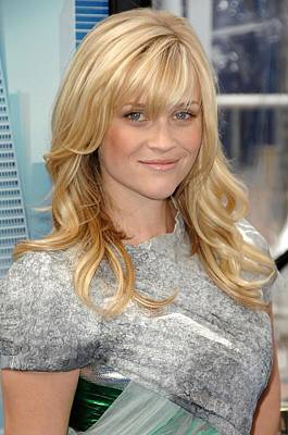 Gibson Amphitheatre At Universal Citywalk Photograph - Reese Witherspoon Wearing A Rodarte by Everett