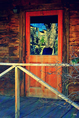 Photograph - Refection by Diane montana Jansson