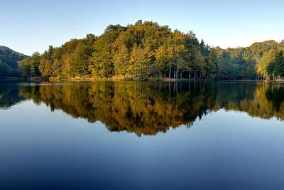 Reflection Photograph - Reflection by Ivan Slosar