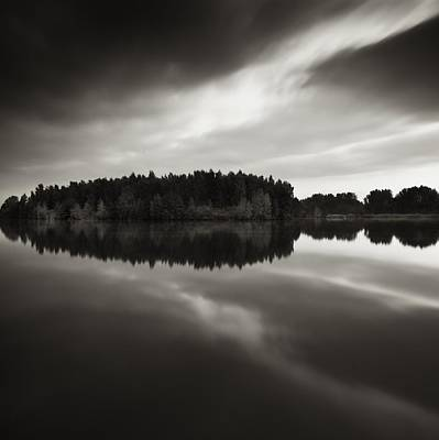 Photograph - Reflection by Jaromir Hron