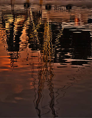 Photograph - Reflection by Mario Celzner