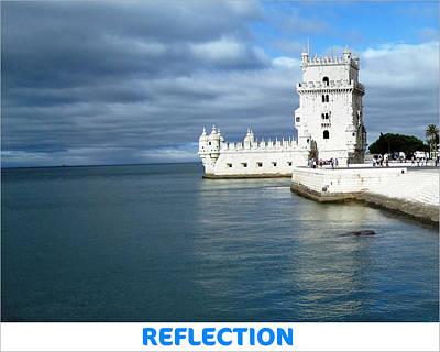 Photograph - Reflection Motivational by John Shiron
