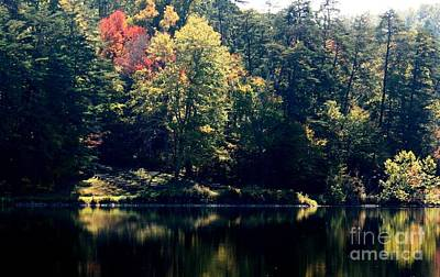 Kentucky Photograph - Reflection Of Fall by Gina Collins