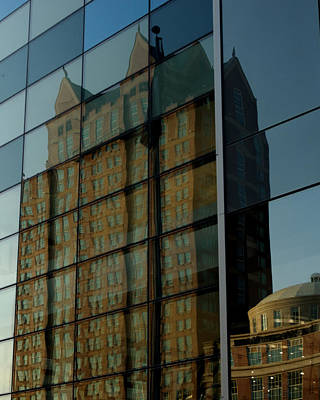 Photograph - Reflection Of Providence by Barry Doherty