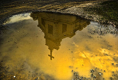 Photograph - Reflection Of Worship by Dale Stillman