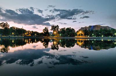 Photograph - Reflection by Okan YILMAZ