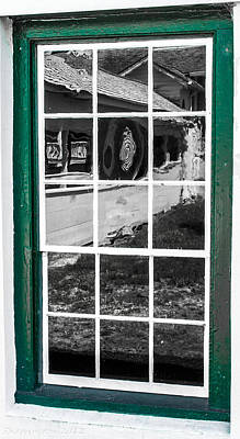 Photograph - Reflections Of The Past by Shannon Harrington