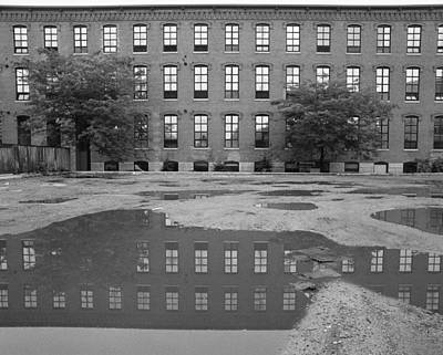 Reflections On The Past Lowell Original