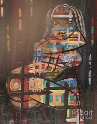 Reflections Print by Rachel Carmichael