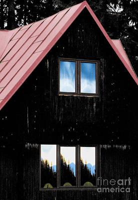 Reflectivity Photograph - Reflectivity by Leo Symon