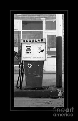 Pumps Photograph - Regular by Robert R Sanders