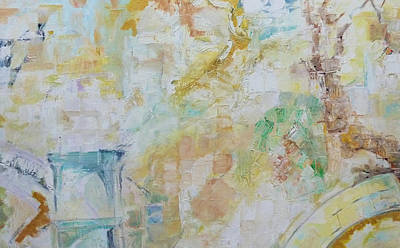 Remains Art Print by Ulla Heckel