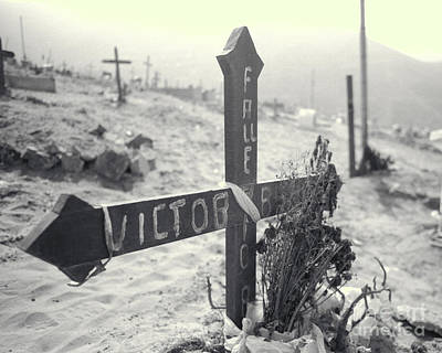 Photograph - Remembering Victor by David Chalker