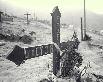 Remembering Victor Art Print