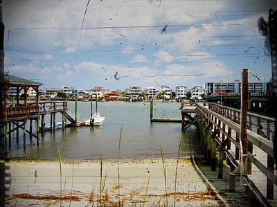 Remembering Wrightsville Beach Art Print