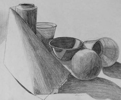 Drawing - Rendering by Kume Bryant