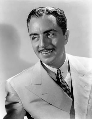 1935 Movies Photograph - Rendezvous, William Powell, 1935 by Everett