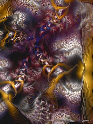 Rendition Digital Art - Rendition by Casey Kotas