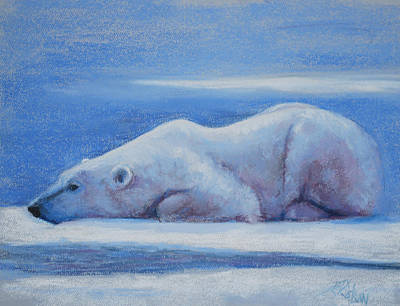 Painting - Resting  by Billie Colson