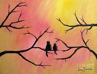 Restoring Hope Art Print by Stacey Zimmerman