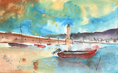 Painting - Rethymno 02 by Miki De Goodaboom