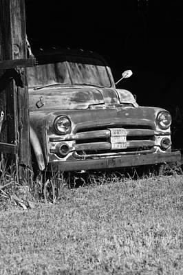 Photograph - Retired 2 by Sherri Meyer