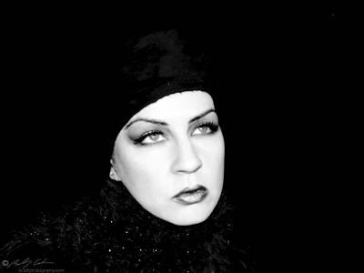 Photograph - Retro Portrait by Beverly Cash