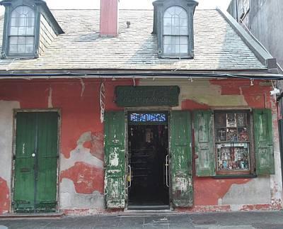 Voodoo Shop Photograph - Reverend Zombie's Voodoo Shop by Nimmi Solomon