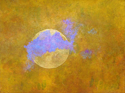 Painting - Reveries And Dreams by Ruth Drayer