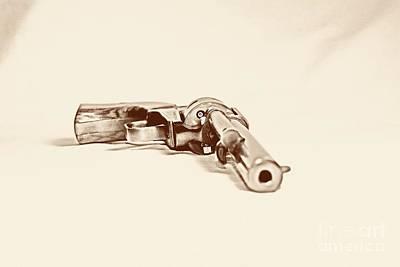 Digital Art - Revolver by Mark McReynolds
