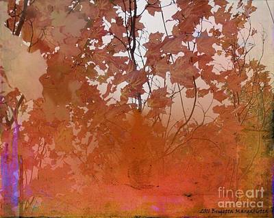 Rhapsody Autumn Original by Brigetta  Margarietta