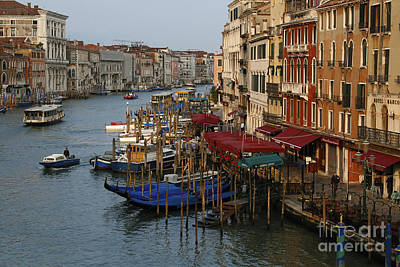 Photograph - Rialto View by Dennis Hedberg