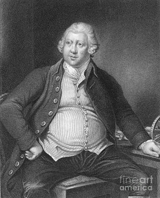 Richard Arkwright, English Industrialist Art Print by Photo Researchers