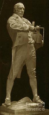 Richard Trevithick, English Inventor Art Print