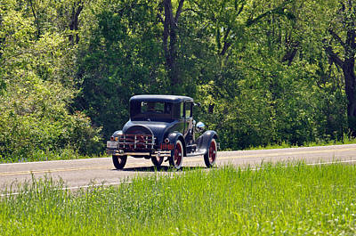 Photograph - Ride In The Country by Teresa Blanton
