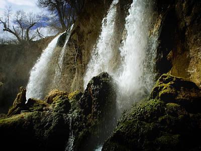 Photograph - Rifle Falls I by Ellen Heaverlo