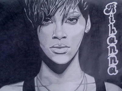 Rihanna Original by Lakeesha Mitchell