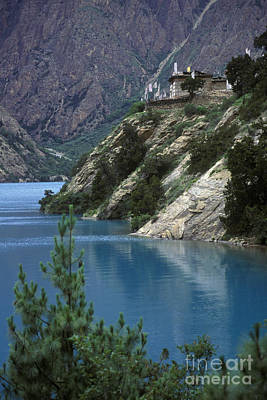 Photograph - Ringo Lake - Dolpo Nepal by Craig Lovell
