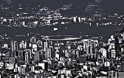 Carneval Photograph - Rio De Janeiro - Brasil by Juergen Weiss