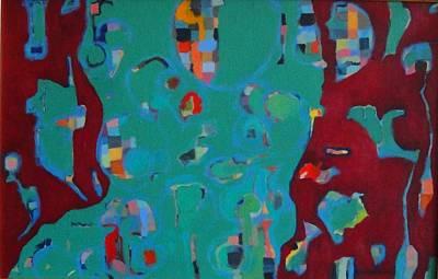 Rio De Los Suenos Art Print