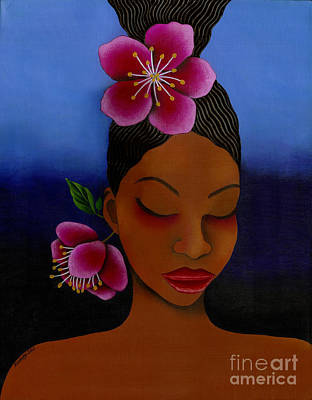 Rise And Outshine Art Print by Mucha Kachidza
