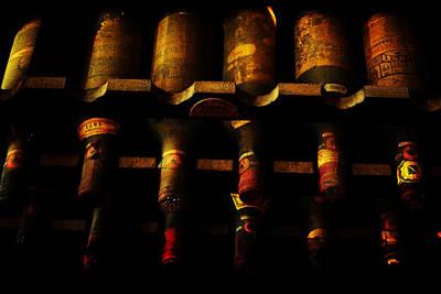 Wine Cellar Photograph - Riserva by John Galbo