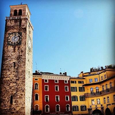 Landscapes Wall Art - Photograph - Riva Del Garda by Luisa Azzolini