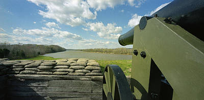 River Battery At Fort Donelson Original